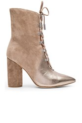 Sigerson Morrison Knight Bootie Tan