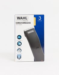 Wahl 9655 Cord Cordless Clipper Clear