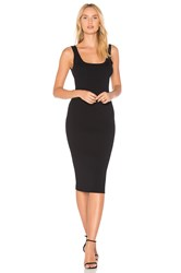 Line And Dot Perren Dress Black