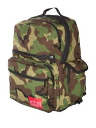 Manhattan Portage Red Label Kens Backpack Camouflage