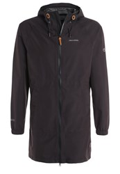 Craghoppers Caywood Hardshell Jacket Black