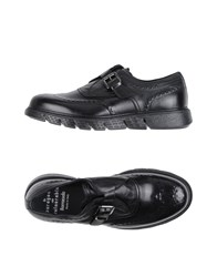Barracuda Loafers Black