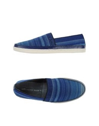United Nude Low Tops And Trainers Blue