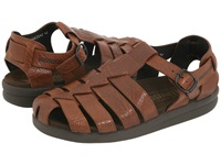 Mephisto Sam Tan Full Grain Leather Men's Sandals