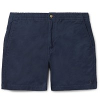 Polo Ralph Lauren Stretch Cotton Twill Shorts Blue