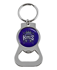 Aminco Sacramento Kings Bottle Opener Keychain Team Color