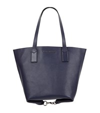Marc Jacobs Medium Wingman Shopping Bag Female Midnight Blue