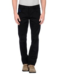 Ice Iceberg Trousers Casual Trousers Men Black
