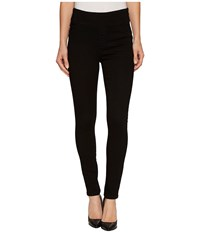 Ivanka Trump Tummy Control High Waisted Jegging In Black Black Women's Jeans