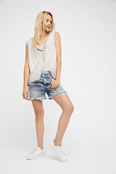 We The Free Womens Relaxed And Patched Short
