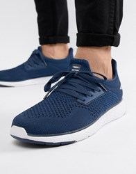 Red Tape Trainer In Blue