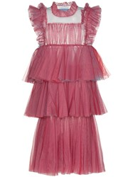 Viktor And Rolf Less Is More Tiered Tulle Dress 60