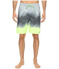 Nike Liquid Haze 9 Volley Shorts Volt Men's Swimwear Black
