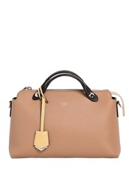 Fendi Small By The Way Leather Shoulder Bag