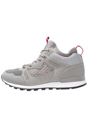 Your Turn Hightop Trainers Grey