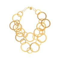 Sylvia Toledano Saturn Necklace