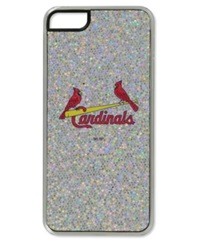 Coveroo St. Louis Cardinals Iphone 5 Case Silver