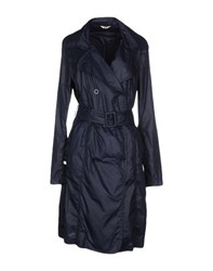 Ice Iceberg Coats And Jackets Full Length Jackets Women Dark Blue