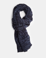 Scotch And Soda Scarf Navy