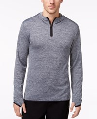 Ideology Id Men's Tech Fleece Hoodie Created For Macy's Grey Heather