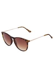 Kiomi Sunglasses Rubberized Demi Gold Apg Brown Mottled Brown