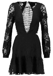 For Love And Lemons Jolene Cocktail Dress Party Dress Black