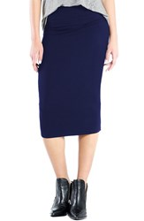Women's Michael Stars Convertible Jersey Pencil Skirt