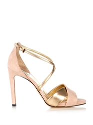 Max Mara Maratea Peep Toe Sandals