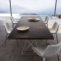 Modloft Curzon 87 Inch Dining Table