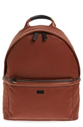 Men's Ted Baker London 'Brandor' Backpack Brown Tan