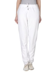 Jijil Casual Pants White