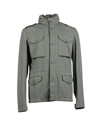 Gold Case By Rocco Fraioli Coats And Jackets Jackets Men Military Green