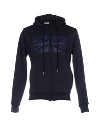 X Cape Sweatshirts Dark Blue