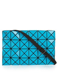 Issey Miyake Lucent Cross Body Bag Blue