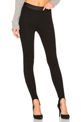 Bailey 44 Shadow Dancing Stirrup Pant Black