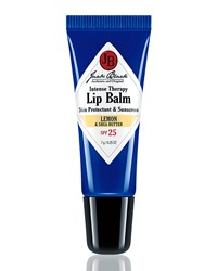 Lemon And Shea Butter Intense Therapy Lip Balm Spf 25 0.25 Oz. Jack Black