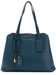 Marc Jacobs The Editor Tote Blue