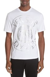 Versus By Versace Foil B7070 White