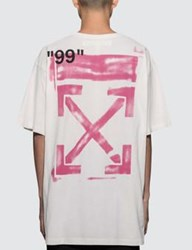 Off White Stencil S S Over T Shirt