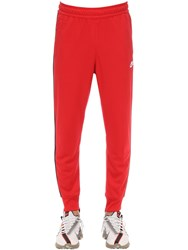 Nike Acetate Track Pants Red