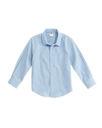 Appaman The Standard Shirt Blue Boy's
