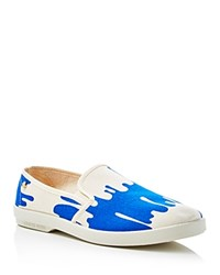 Rivieras Guten Tag Slip On Sneakers Blue