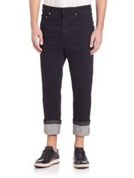 Neil Barrett Stretch Cuffed Jeans