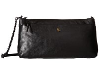 Elliott Lucca Solid 3 Way Demi Black Handbags