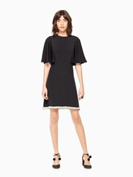 Kate Spade Ari Dress Black