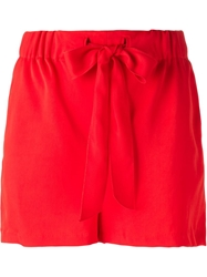 Forte Forte Bow Detail Shorts