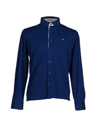 Heritage Shirts Shirts Men Blue