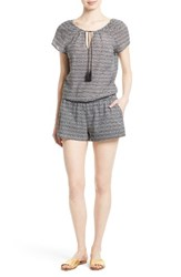 Soft Joie Women's Spica B Cotton Voile Romper