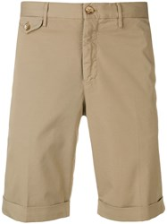 Incotex Chino Shorts Neutrals