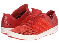 Adidas Climacool Boat Pure Bold Orange Power Red Chalk White Men's Shoes
